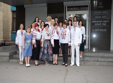 Представители Каменского станут участниками Всемирного Дня вышиванки в Днепре Днепродзержинск