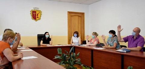 В Каменском заседала комиссия по жилищным вопросам  Днепродзержинск