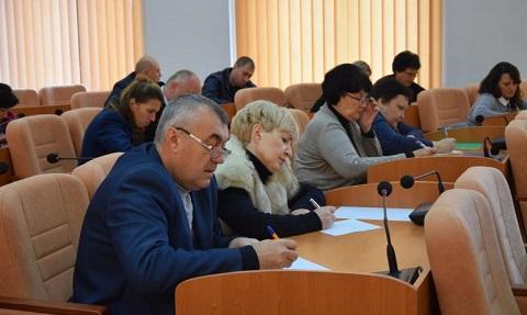 В Каменском коллективно писали диктант Днепродзержинск
