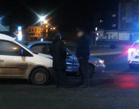 В Каменском на площади Освободителей пострадал мужчина в результате ДТП Днепродзержинск