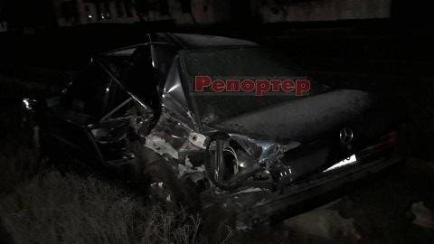 В Каменском произошло ДТП по проспекту Юбилейному Днепродзержинск