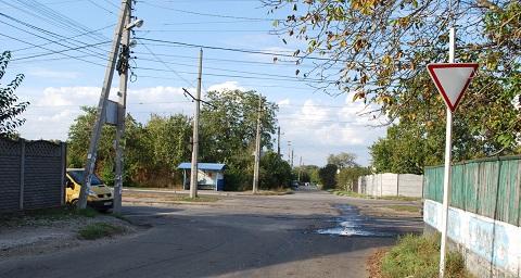 ДТП на улицах Каменского Днепродзержинск