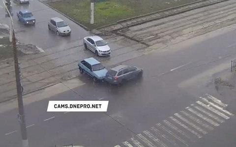 В Каменском ДТП Днепродзержинск