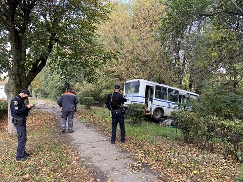 В Каменском произошло резонансное ДТП Днепродзержинск