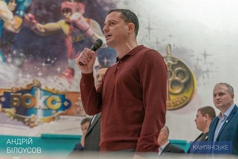 Соревнования по казацкому двобою прошли в г. Каменское  Днепродзержинск