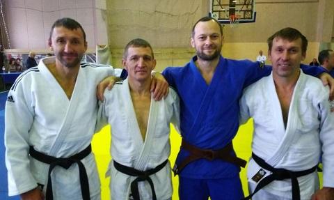 Каменской спортсмен завоевал 2 место на турнире дзюдо Днепродзержинск