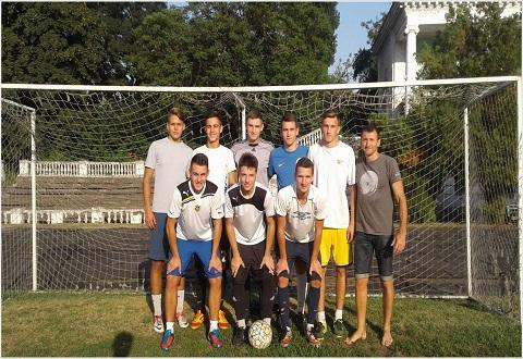 В Кубке «Металлургов» г. Каменское прошли первые игры в группах Днепродзержинск