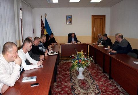 В Каменском говорили о работе ЕДС Днепродзержинск