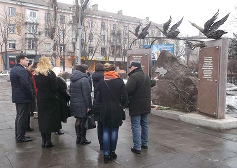 В Каменском путешествием отметили Всемирный день экскурсоводов Днепродзержинск