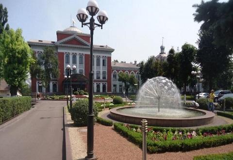 Историческая часть г. Каменское готова рассказать о себе Днепродзержинск