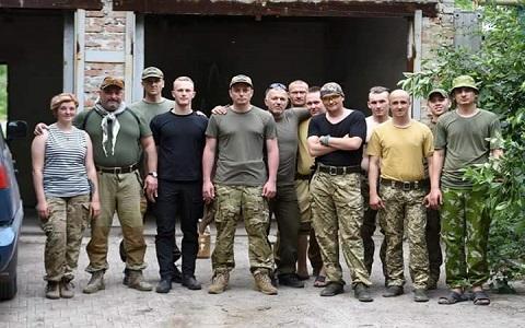 Мэр г. Каменское возглавил поездку активистов  в зону АТО Днепродзержинск