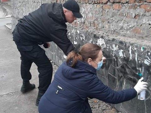 В Каменском сотрудники полиции провели акцию Днепродзержинск