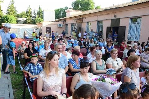 Каменчане побывали на празднике в Петриковке Днепродзержинск