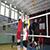 Федерация волейбола в Каменском привлекла горожан к участию в чемпионате