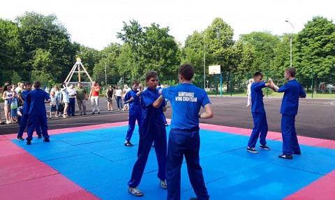 В Каменском провели грандиозный праздник спорта Днепродзержинск