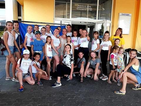 Полезный «Фитнес уикенд» в г. Каменское подарил горожанам положительные эмоции  Днепродзержинск