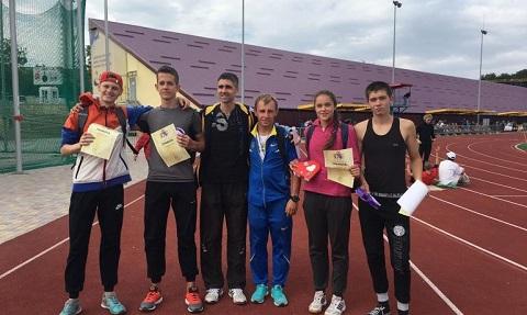 На легкоатлетическом турнире спортсмены Каменского получили 29 наград Днепродзержинск