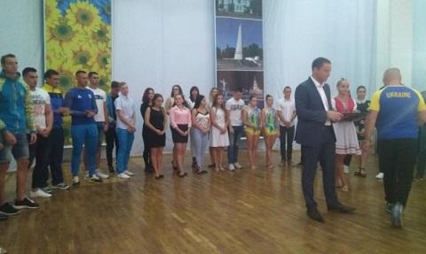 В Каменском проводят мероприятия  ко Дню физкультуры и спорта Днепродзержинск