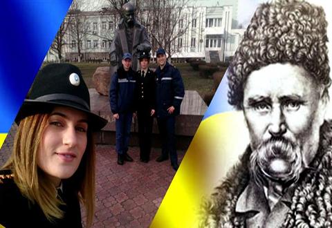 «Global Shevchenko» организовал спасателей Каменского на необычный флешмоб Днепродзержинск