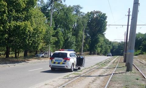 В Каменском свидетель ДТП помог установить виновника аварии  Днепродзержинск