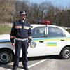 На дорогах Днепропетровщины повышены меры безопасности