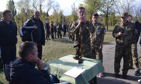 «Козацький гарт» собрал учащихся школ г. Каменское  Днепродзержинск