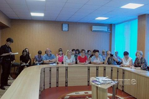 В Каменском прошла рабочая встреча с инвесторами Днепродзержинск