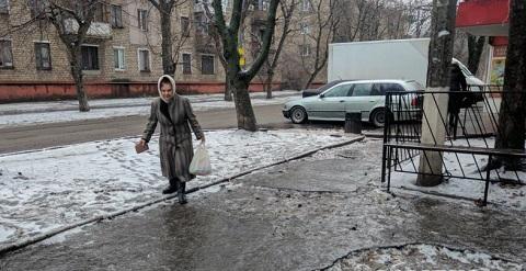 В Каменском перенесли открытие ледового катка Днепродзержинск