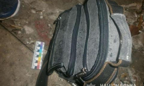 За грабеж с насилием полицейские задержали жителя г. Каменское Днепродзержинск