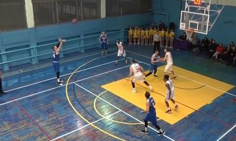 Каменский «Прометей» уступил домашнюю игру команде «Одесса» Днепродзержинск
