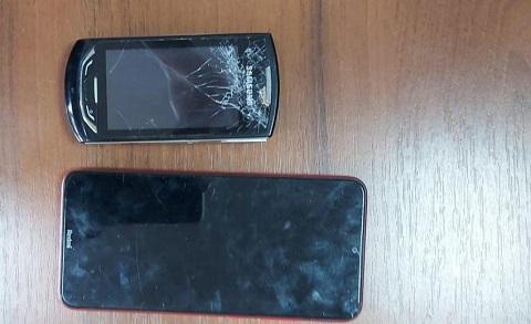 В Каменском грабитель отобрал два телефона  Днепродзержинск