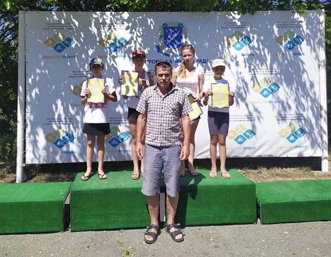 Гребцы г. Каменское стали победителями областного чемпионата Днепродзержинск
