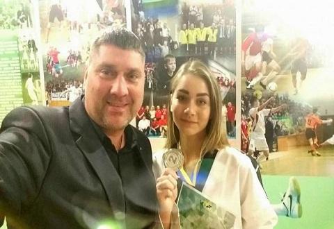 Тхеквондисты Каменского стали призерами на соревнованиях в Харькове Днепродзержинск