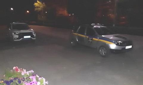 В Каменском на левобережье задержали хулигана Днепродзержинск