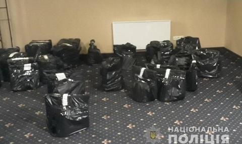 Правоохранители г. Каменское прекратили деятельность двух игорных заведений Днепродзержинск