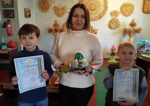 Юные техники Днепродзержинска показали умения в областном конкурсе интеллектуалов Днепродзержинск