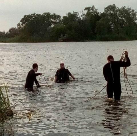 На реке Самара во время купания утонула девочка Днепродзержинск
