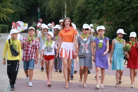 В «Лесной сказке» г. Каменское стартовала третья смена Днепродзержинск