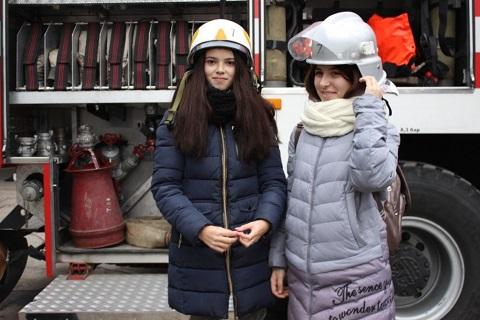 Выпускники СОШ № 18 г. Каменское побывали на экскурсии Днепродзержинск