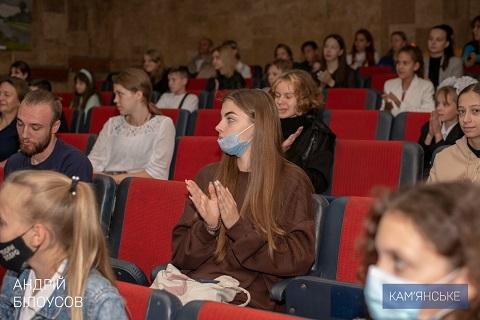 В г. Каменское провели церемонию награждения победителей конкурса имиджевых видеороликов Днепродзержинск