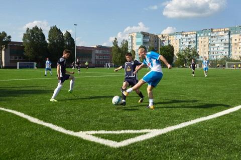 Футбольный сезон 2019 года стартовал в Каменском спортивным турниром Днепродзержинск