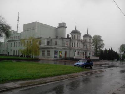Подарок от днепродзержинского театра Днепродзержинск