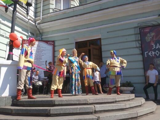 Итоги конкурса «Я рисую сказку» в Каменском Днепродзержинск
