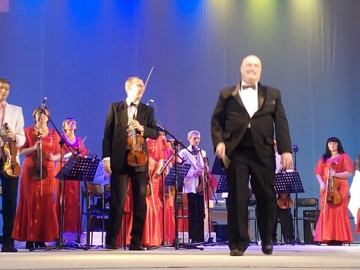 Концерт струнных инструментов в Каменском Днепродзержинск