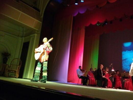 11 марта в Каменском прошел концерт «Страна Мультляндия» Днепродзержинск
