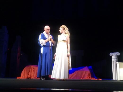 «Забыть Герострата» показали в Каменском Днепродзержинск