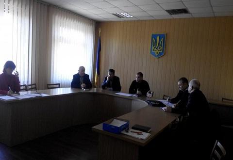 Органы самоорганизации г. Каменское встретились с руководителями КАТП- 042802 Днепродзержинск