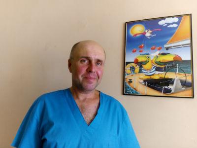 Каменчанин Олег Майборода номинируется на премию Арсения Тарковского Днепродзержинск