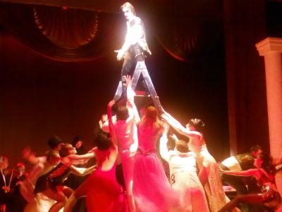 «Соло тысячи лиц» концерт Евгения Босенко в Каменском Днепродзержинск