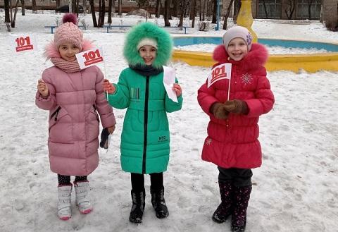 О безопасности жителей г. Каменское заботятся сотрудники Службы спасения Днепродзержинск